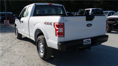 2018 F-150 Super Cab 4x4 Pickup #JFA64731 - photo 2