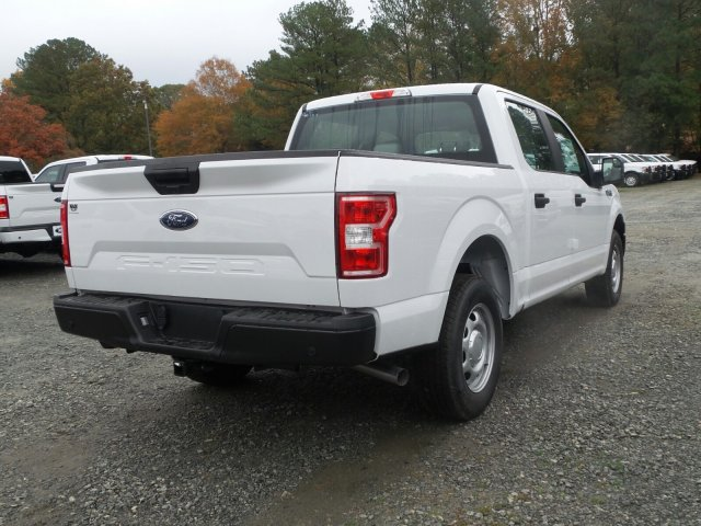 2018 F-150 Crew Cab Pickup #JFA86294 - photo 9