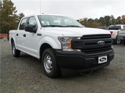 2018 F-150 Crew Cab Pickup #JFA86294 - photo 12