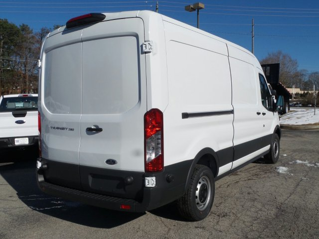 2018 Transit 250 Medium Roof, Van Upfit #JKA16700 - photo 9