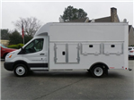 2018 Transit 350 HD DRW,  Rockport Workport Service Utility Van #JKA21756 - photo 3