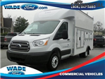 2018 Transit 350 HD DRW 4x2,  Rockport Service Utility Van #JKA21756 - photo 1