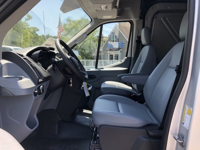 2018 Transit 250 Med Roof 4x2,  Empty Cargo Van #JKA83340 - photo 4