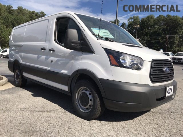 2018 Transit 150 Low Roof 4x2,  Empty Cargo Van #JKA94326 - photo 24
