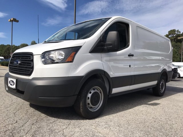 2018 Transit 150 Low Roof 4x2,  Empty Cargo Van #JKB27592 - photo 1