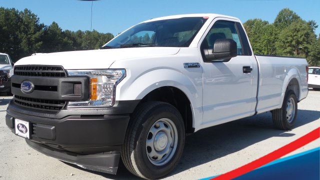 2018 F-150 Regular Cab Pickup #JKC18203 - photo 1