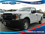 2018 F-150 Regular Cab, Pickup #JKC46441 - photo 1