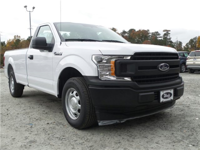 2018 F-150 Regular Cab Pickup #JKC46442 - photo 11