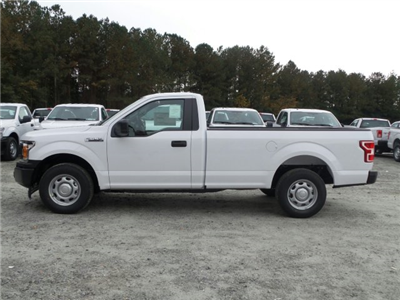 2018 F-150 Regular Cab Pickup #JKC46442 - photo 3