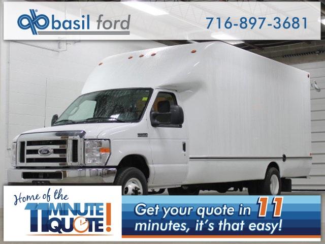 2017 E-450 4x2,  Unicell Aerocell Cutaway Van #172097TZ - photo 1