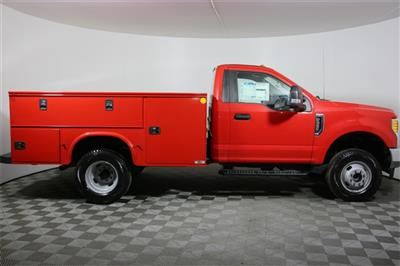 2017 F-350 Regular Cab DRW 4x4,  Knapheide Standard Service Body #172502TZ - photo 4