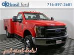 2017 F-350 Regular Cab DRW 4x4,  Knapheide Standard Service Body #172502TZ - photo 1