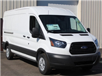 2018 Transit 250 Med Roof 4x2,  Empty Cargo Van #180156TZ - photo 22