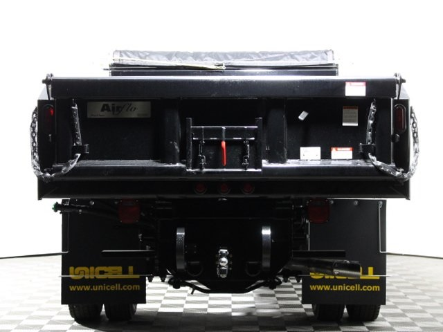 2018 F-350 Regular Cab DRW 4x4,  Air-Flo Pro-Class Dump Body #180708TZ - photo 2