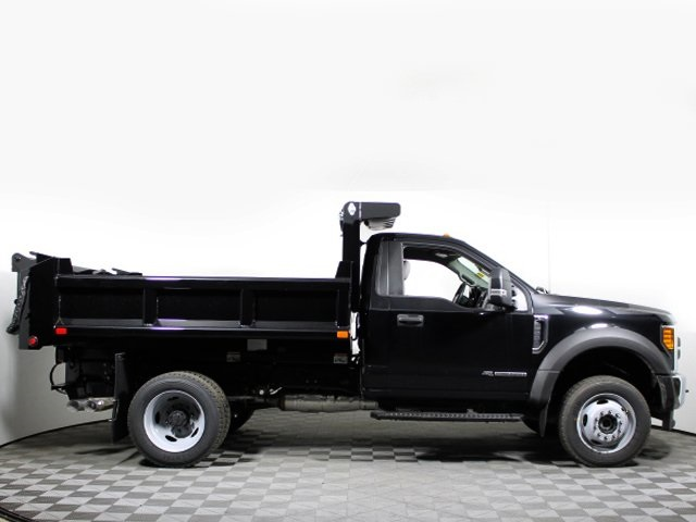 2018 F-350 Regular Cab DRW 4x4,  Air-Flo Pro-Class Dump Body #180708TZ - photo 8