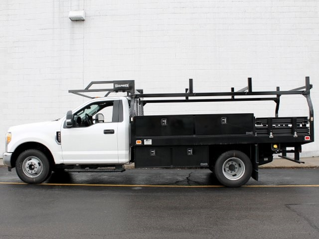 2018 F-350 Regular Cab DRW 4x4,  Knapheide Contractor Body #181307TZ - photo 6