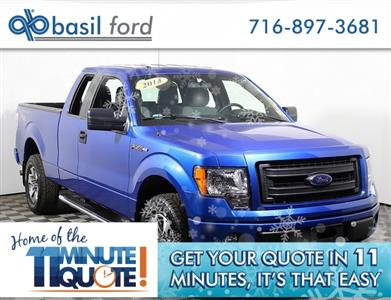2014 F-150 Super Cab 4x4,  Pickup #181857TA - photo 1