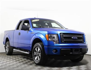 2014 F-150 Super Cab 4x4,  Pickup #181857TA - photo 3