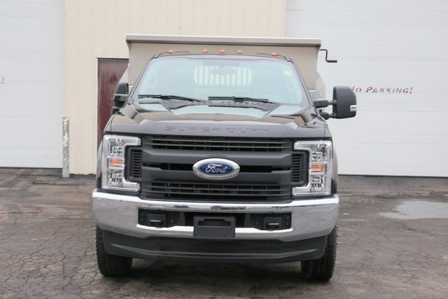 2019 F-350 Regular Cab DRW 4x4,  TruckCraft Dump Body #190126TZ - photo 3