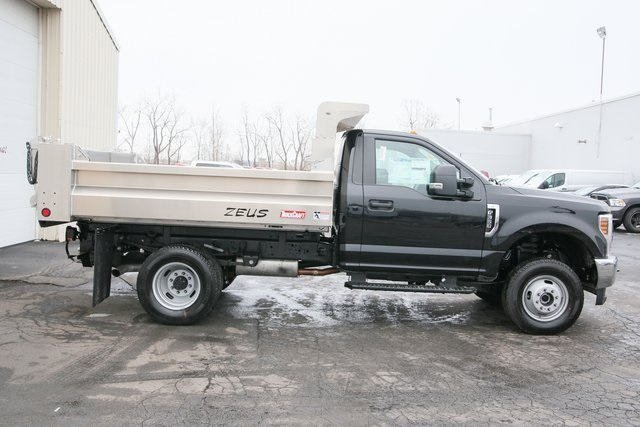 2019 F-350 Regular Cab DRW 4x4,  TruckCraft Dump Body #190126TZ - photo 2