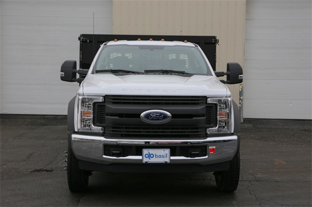 2019 F-550 Regular Cab DRW 4x2,  Knapheide Stake Bed #190142TZ - photo 11