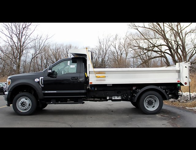 2019 F-550 Regular Cab DRW 4x4,  Air-Flo Dump Body #190152TZ - photo 7