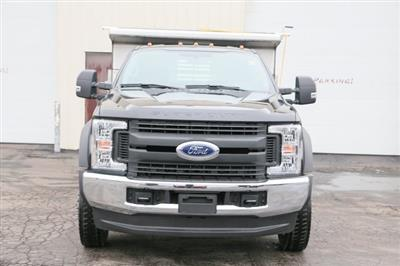 2019 F-550 Regular Cab DRW 4x4,  Air-Flo Pro-Class Dump Body #190192TZ - photo 3