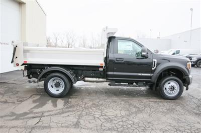 2019 F-550 Regular Cab DRW 4x4,  Air-Flo Pro-Class Dump Body #190192TZ - photo 2