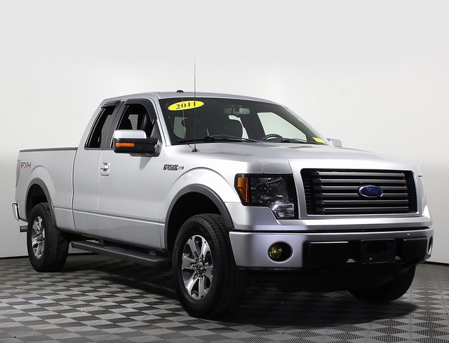 2011 F-150 Super Cab 4x2,  Pickup #P2563A - photo 1
