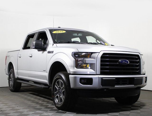 2016 F-150 SuperCrew Cab 4x4,  Pickup #P2602 - photo 8