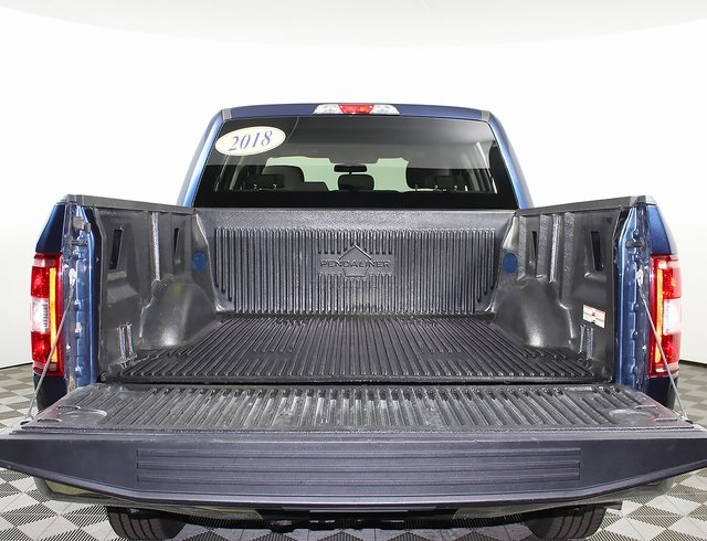2018 F-150 SuperCrew Cab 4x4,  Pickup #R2655 - photo 25