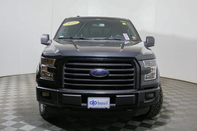 2016 F-150 SuperCrew Cab 4x4,  Pickup #R2808A - photo 3