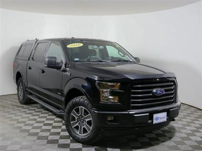 2016 F-150 SuperCrew Cab 4x4,  Pickup #R2808A - photo 1
