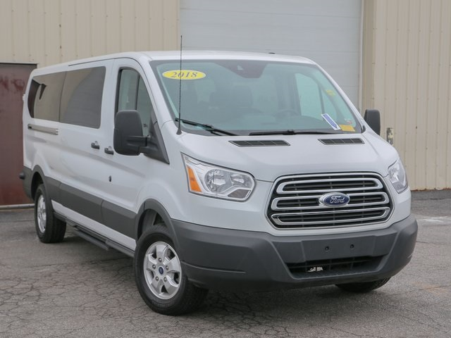 2018 Transit 350 Low Roof 4x2,  Passenger Wagon #R2823 - photo 1