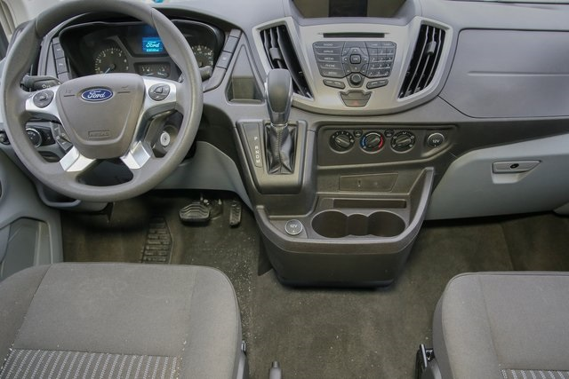 2018 Transit 350 Low Roof 4x2,  Passenger Wagon #R2823 - photo 12