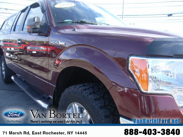 2010 F-150 Super Cab 4x4 Pickup #48153A - photo 9