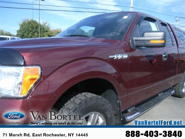 2010 F-150 Super Cab 4x4 Pickup #48153A - photo 5