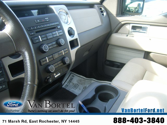 2010 F-150 Super Cab 4x4 Pickup #48153A - photo 29