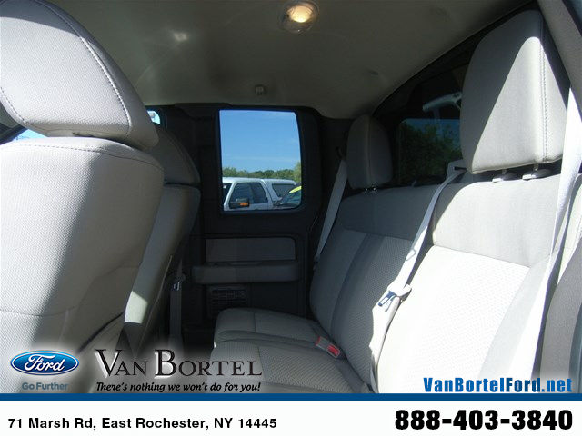 2010 F-150 Super Cab 4x4 Pickup #48153A - photo 13