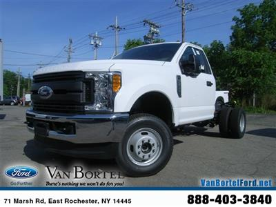 2017 F-350 Regular Cab DRW 4x4, Platform Body #49315 - photo 1