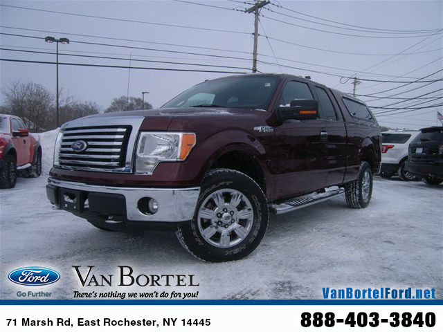 2010 F-150 Super Cab 4x4 Pickup #49880A - photo 1