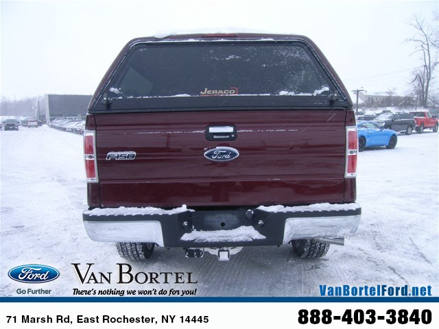 2010 F-150 Super Cab 4x4 Pickup #49880A - photo 4