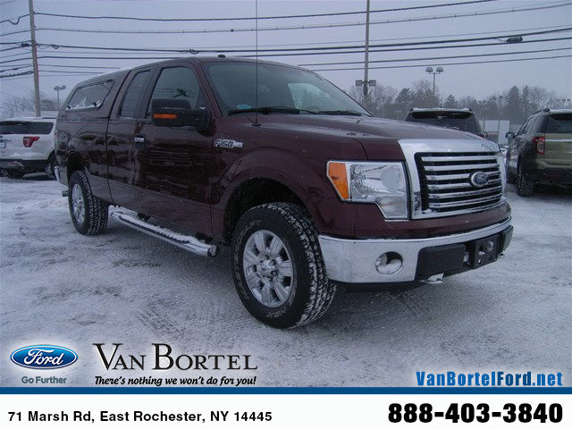 2010 F-150 Super Cab 4x4 Pickup #49880A - photo 7