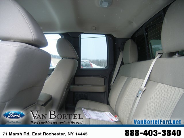 2010 F-150 Super Cab 4x4 Pickup #49880A - photo 16