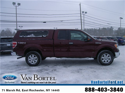 2010 F-150 Super Cab 4x4 Pickup #49880A - photo 6