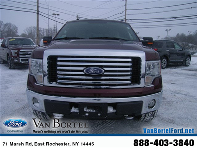 2010 F-150 Super Cab 4x4 Pickup #49880A - photo 8