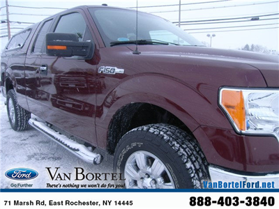 2010 F-150 Super Cab 4x4 Pickup #49880A - photo 9