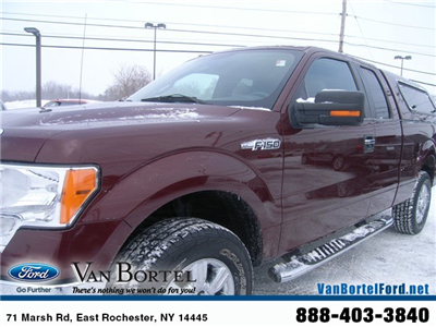 2010 F-150 Super Cab 4x4 Pickup #49880A - photo 10