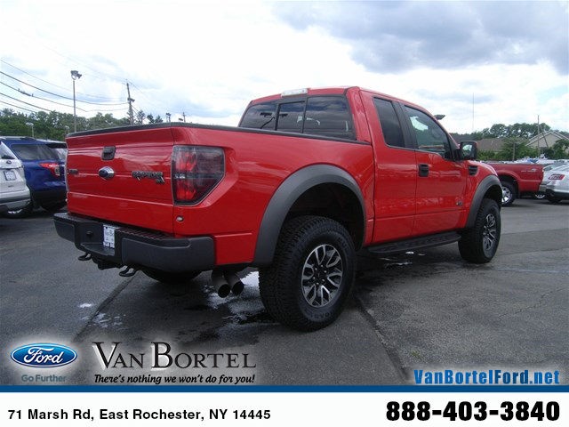 2012 F-150 Super Cab 4x4 Pickup #49919A - photo 11