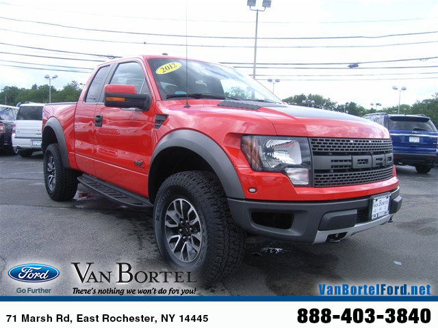 2012 F-150 Super Cab 4x4 Pickup #49919A - photo 13